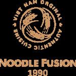Noodle Fusion 1990 Logo